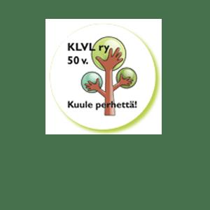 Kuulovammaisten Lasten Vanhempien Liitto ry. logo