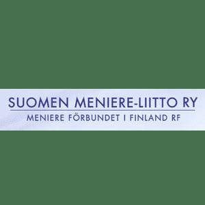 Pohjois-Savon Meniere-yhdistys ry logo