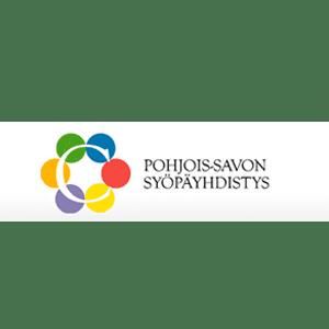 Pohjois-Savon-syöpäyhdistys logo